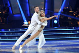 Matt Pokora et Katrina Patchett  Rumba