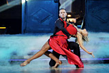 Matt Pokora et Katrina Patchett  Paso doble